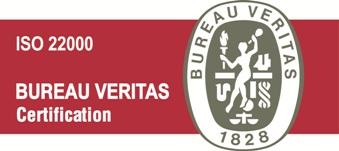 Logo ISO 22000